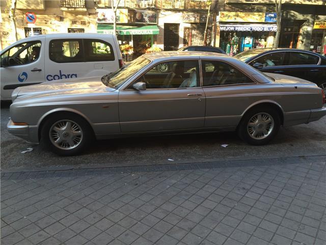 Bentley Continental continental R coupe de venta de venta por 52000