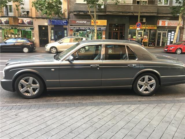 Bentley Arnage T NACIONAL CON LIBRO de venta de venta por 47900