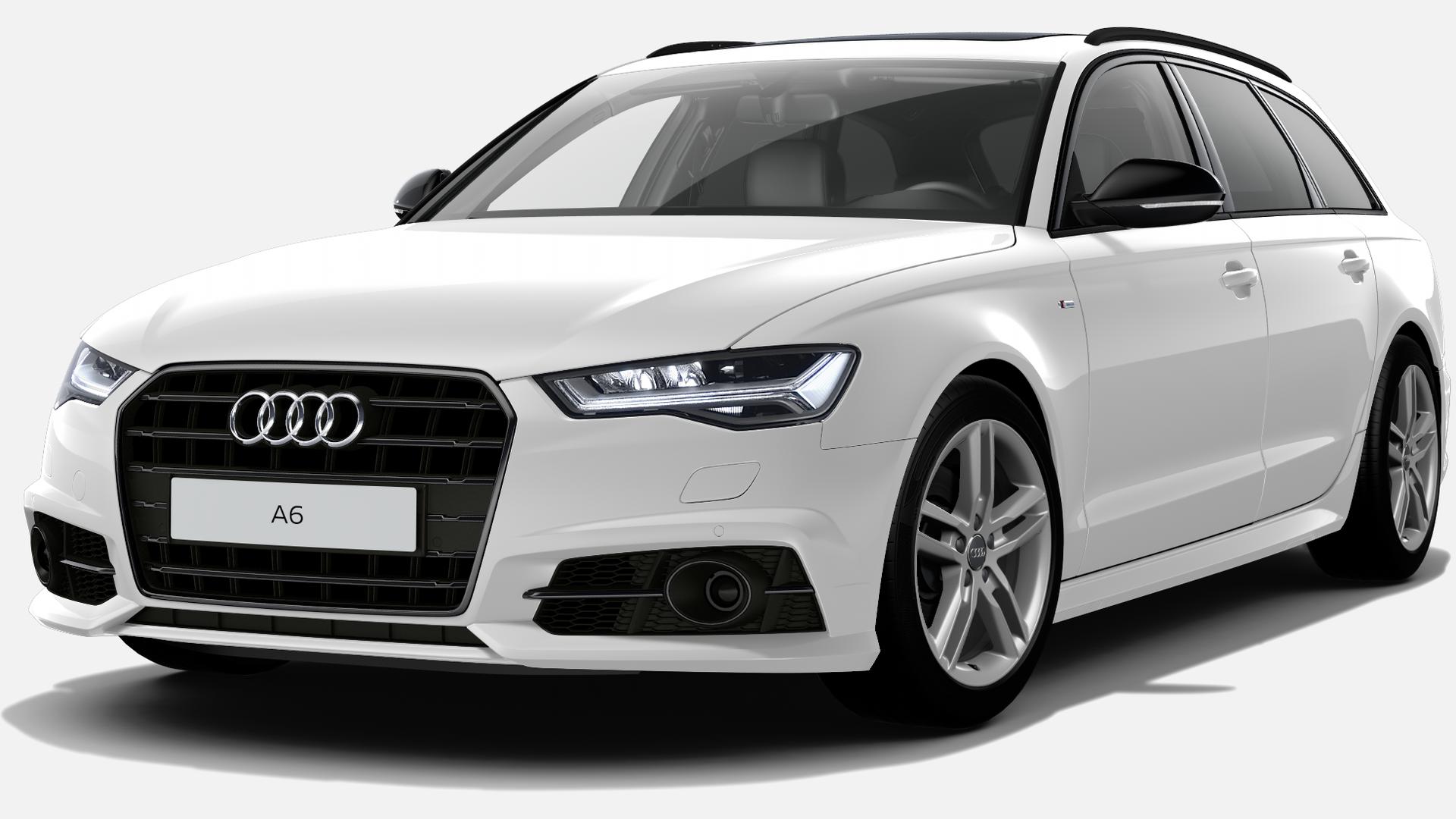 Audi A6 Avant 2.0 TDI Black line ultra S Tronic 140 kW (190 CV)  nuevo en Madrid
