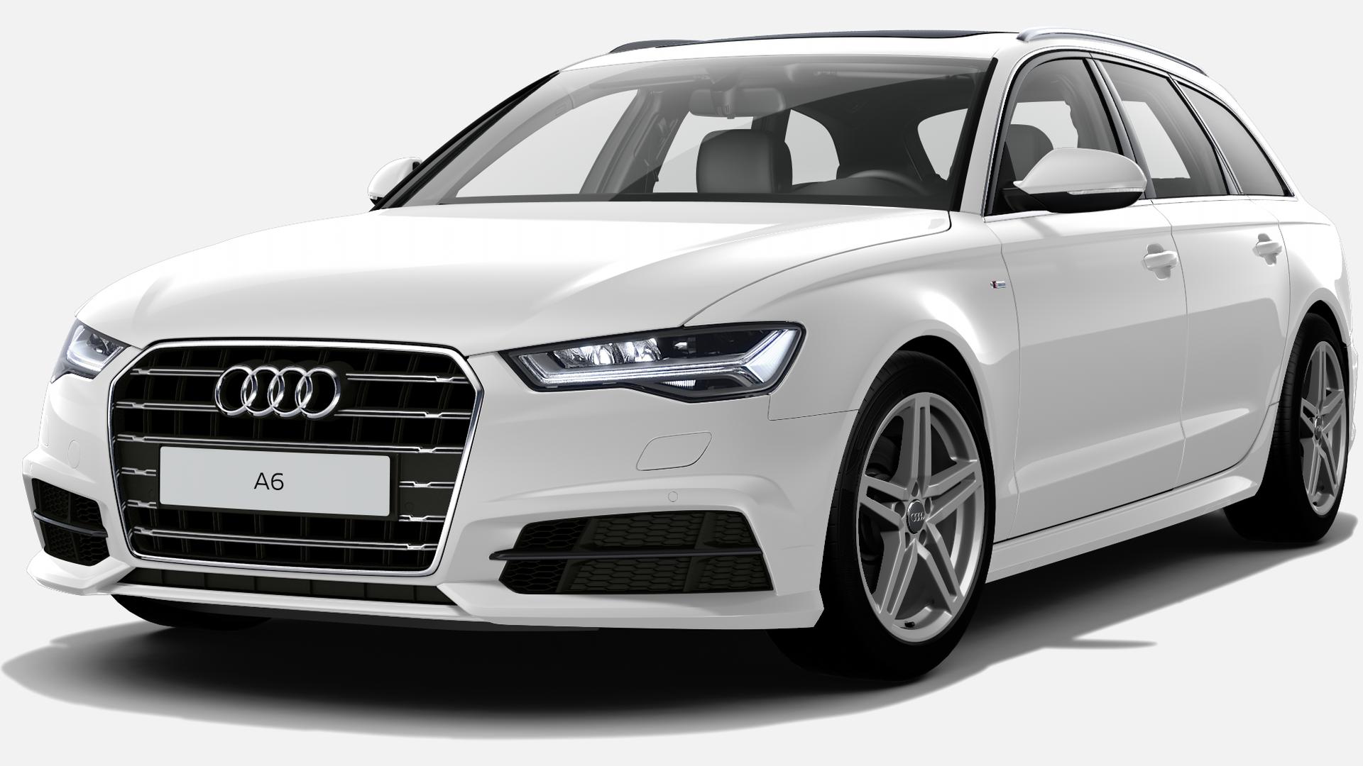 Audi A6 Avant 2.0 TDI line ultra S tronic 140 kW (190 CV)  nuevo en Madrid
