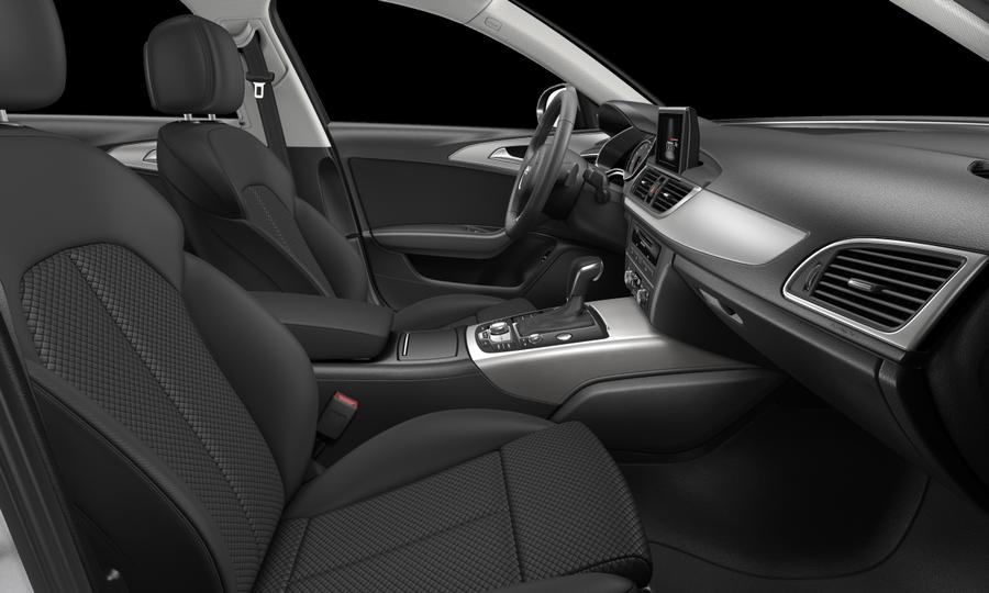 Vista Interior derecha de Audi A6 Avant 2.0 TDI line ultra S tronic 140 kW (190 CV)