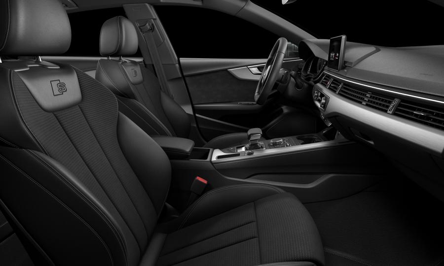 Vista Interior derecha de Audi A5 Sportback 2.0 TDI Sport S tronic 140 kW (190 CV)