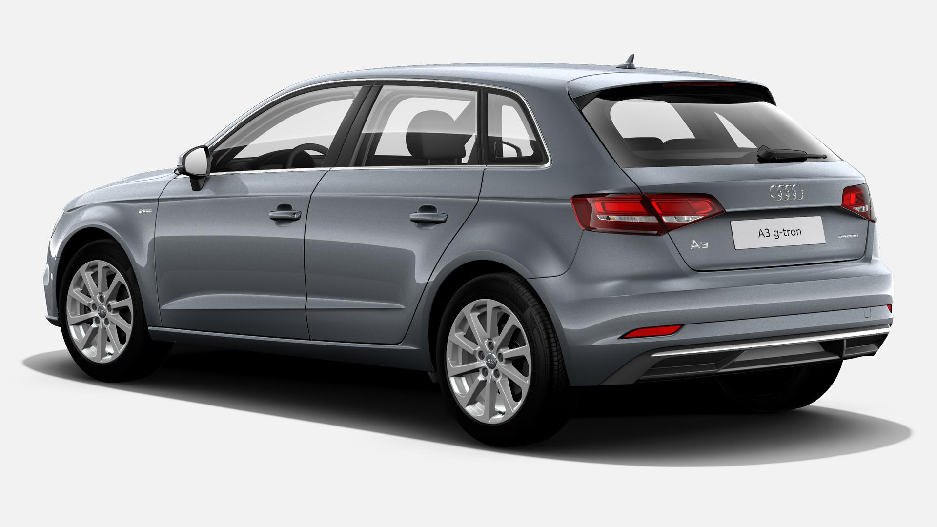 Audi A3 Sportback 1.4 TFSI g-tron Design Edition 81 kW (110 CV)