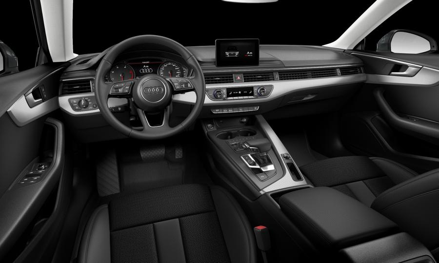 Vista Interior delantera de Audi A5 Sportback 2.0 TDI Sport S tronic 110 kW (150 CV)