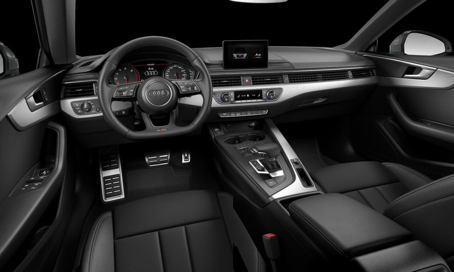 Vista Interior delantera de Audi A5 Sportback 2.0 TFSI Sport S tronic 140 kW (190 CV)