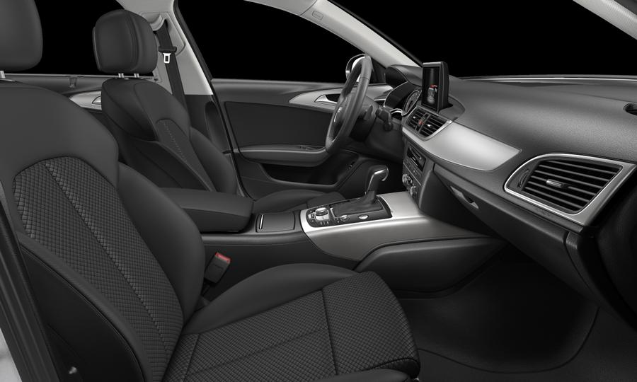 Vista Interior derecha de Audi A6 2.0 TDI S line edition S tronic 140 kW (190 CV)