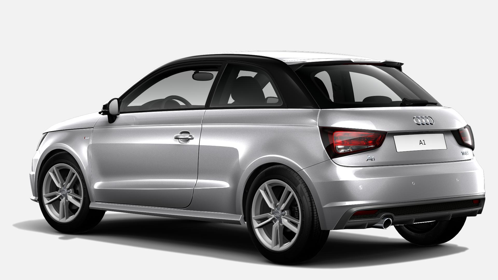 Foto 1 de Audi A1 1.0 TFSI Adrenalin 70 kW (95 CV)