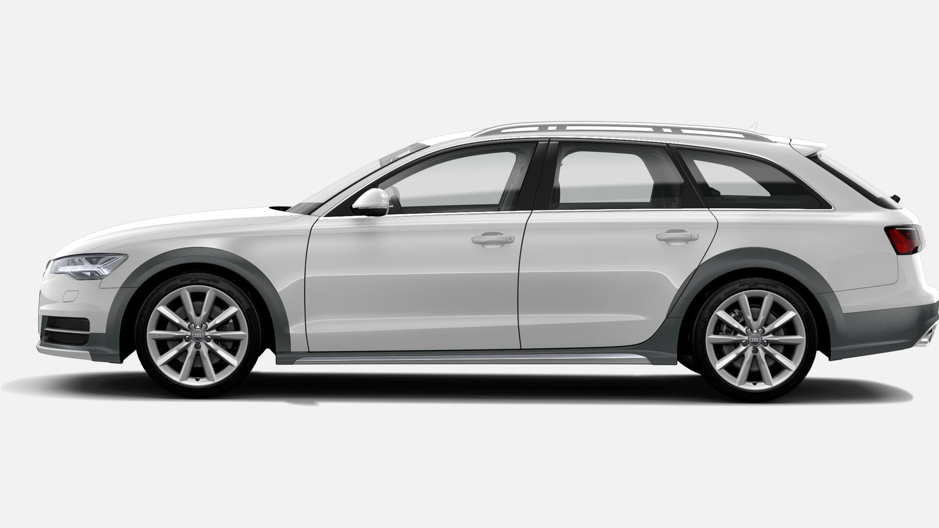 Vista Lateral izquierda de Audi A6 Allroad 3.0 TDI Advanced ed quattro S tron 160 kW (218 CV)