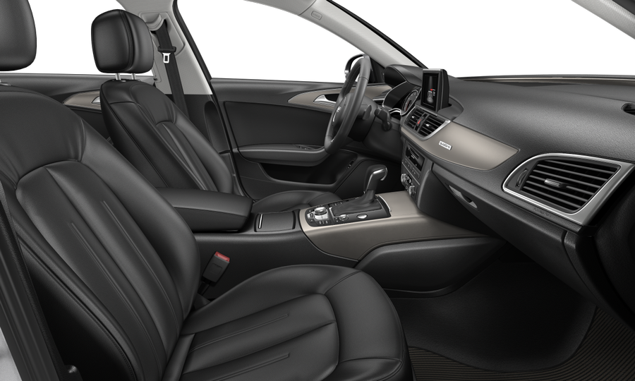 Vista Interior derecha de Audi A6 Allroad 3.0 TDI Advanced ed quattro S tron 160 kW (218 CV)