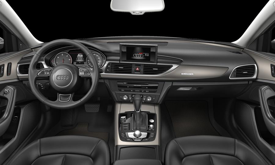 Vista Interior delantera de Audi A6 Allroad 3.0 TDI Advanced ed quattro S tron 160 kW (218 CV)