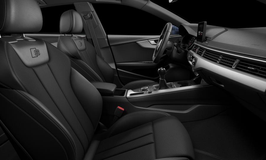 Vista Interior derecha de Audi A5 Sportback 2.0 TFSI sport 140 kW (190 CV)