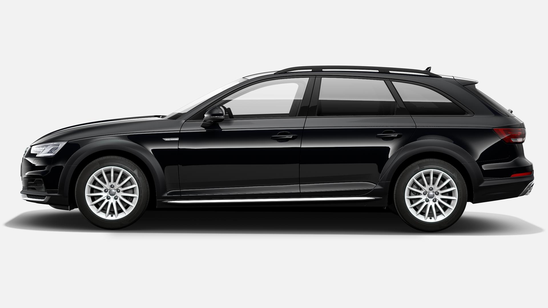 Vista Lateral izquierda de Audi A4 Allroad 2.0 TDI unlimited quattro S tronic 140 kW (190 CV)