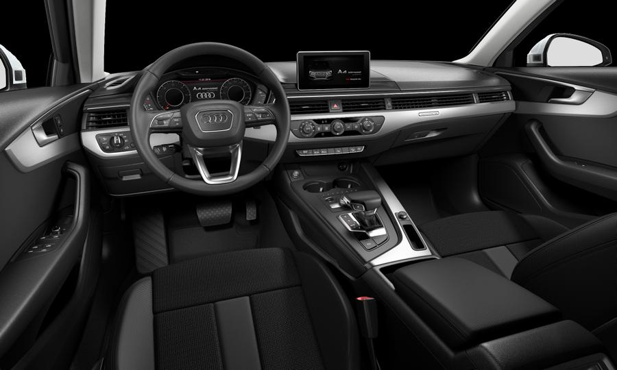 Vista Interior delantera de Audi A4 Allroad 2.0 TDI unlimited quattro S tronic 140 kW (190 CV)