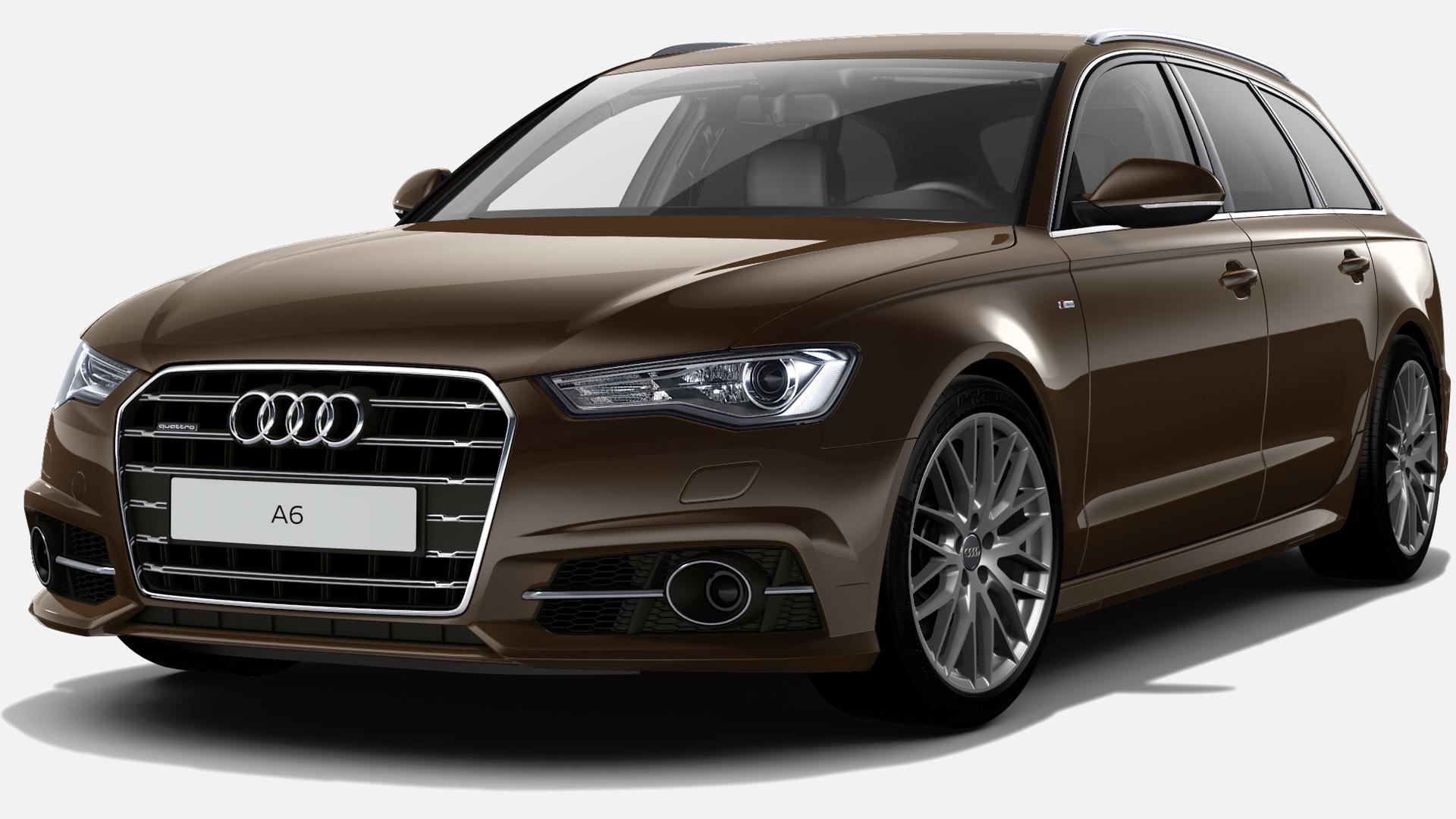 Audi A6 Avant 2.0 TDI S Line Edition quattro S Tronic 140 kW (190 CV)  nuevo en Guipuzcoa