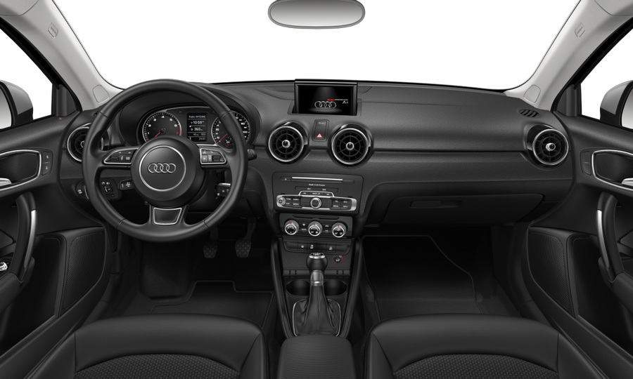 Foto 4 de Audi A1 Sportback 1.4 TDI Adrenalin 66 kW (90 CV)