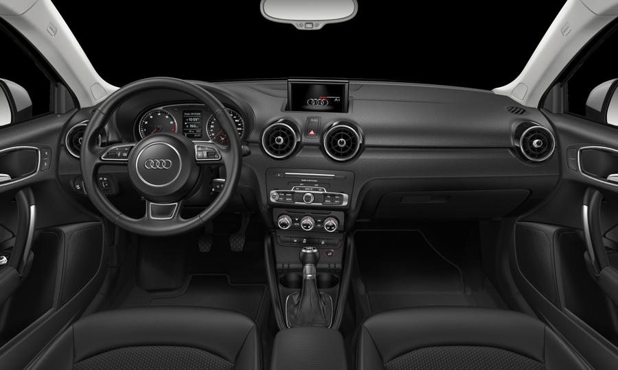 Foto 4 de Audi A1 Sportback 1.4 TFSI Adrenalin 92 kW (125 CV)