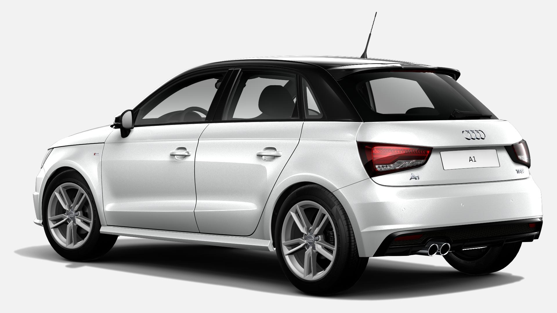 Audi A1 Sportback 1.4 TFSI Adrenalin S tronic 92 kW (125 CV)