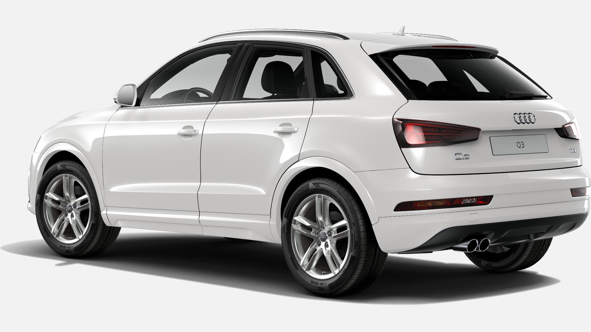 Audi Q3 2.0 TDI Sport Edition 110 kW (150 CV)