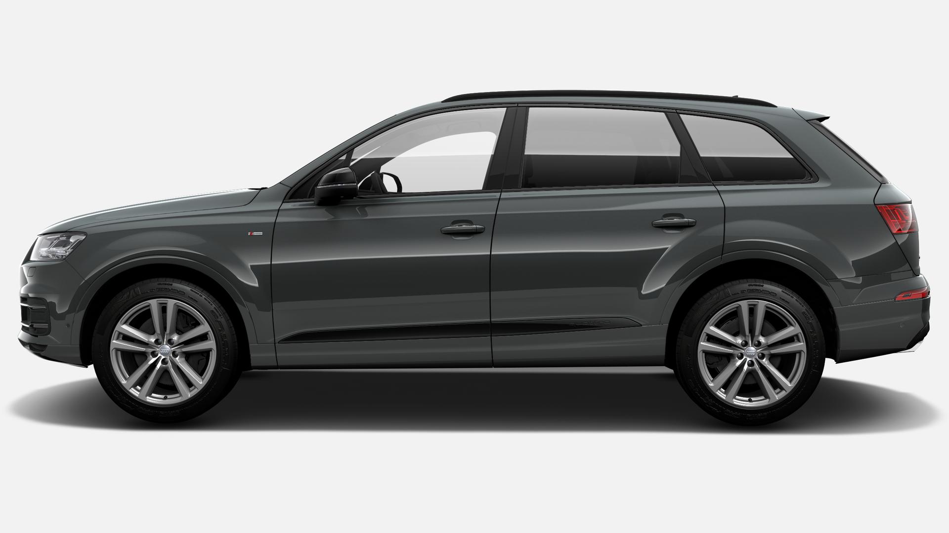 Audi Q7 3.0 TDI Black line edition Quattro Tiptronic 200 kW (272 CV)