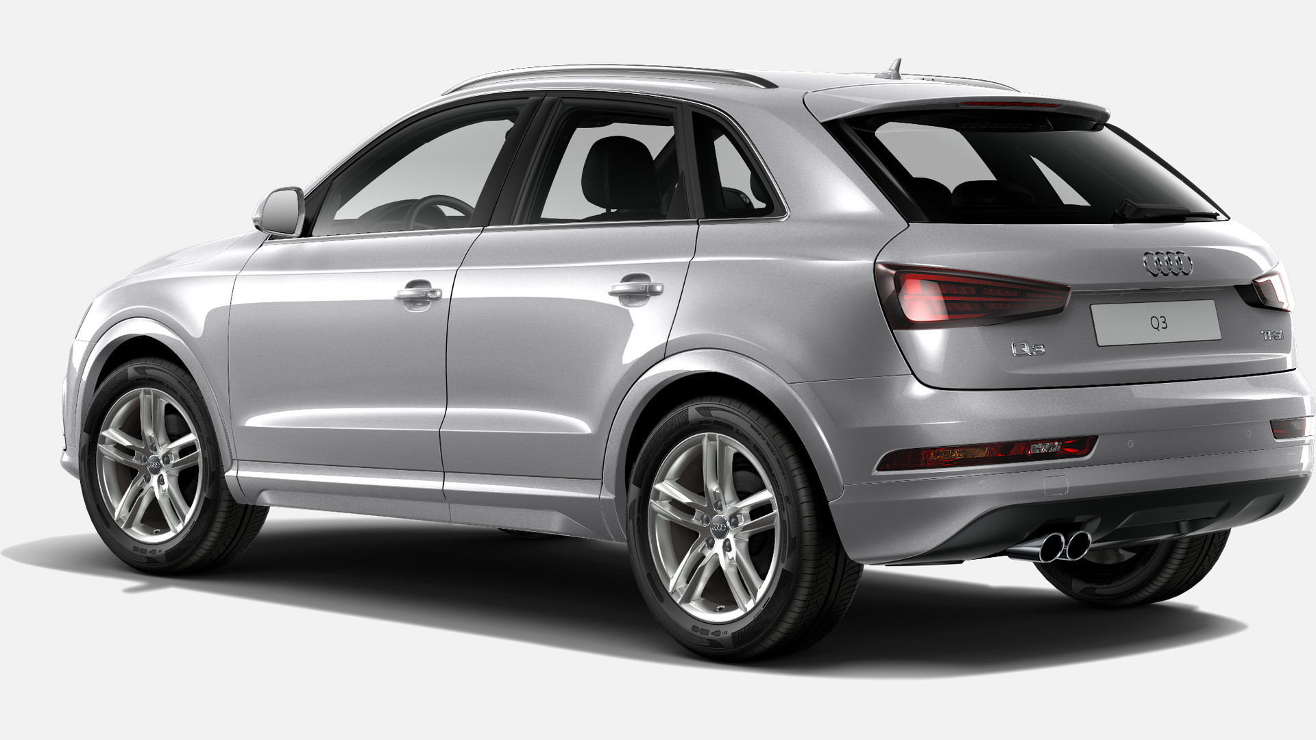 Audi Q3 1.4 TFSI CoD Sport Edition 110 kW (150 CV)