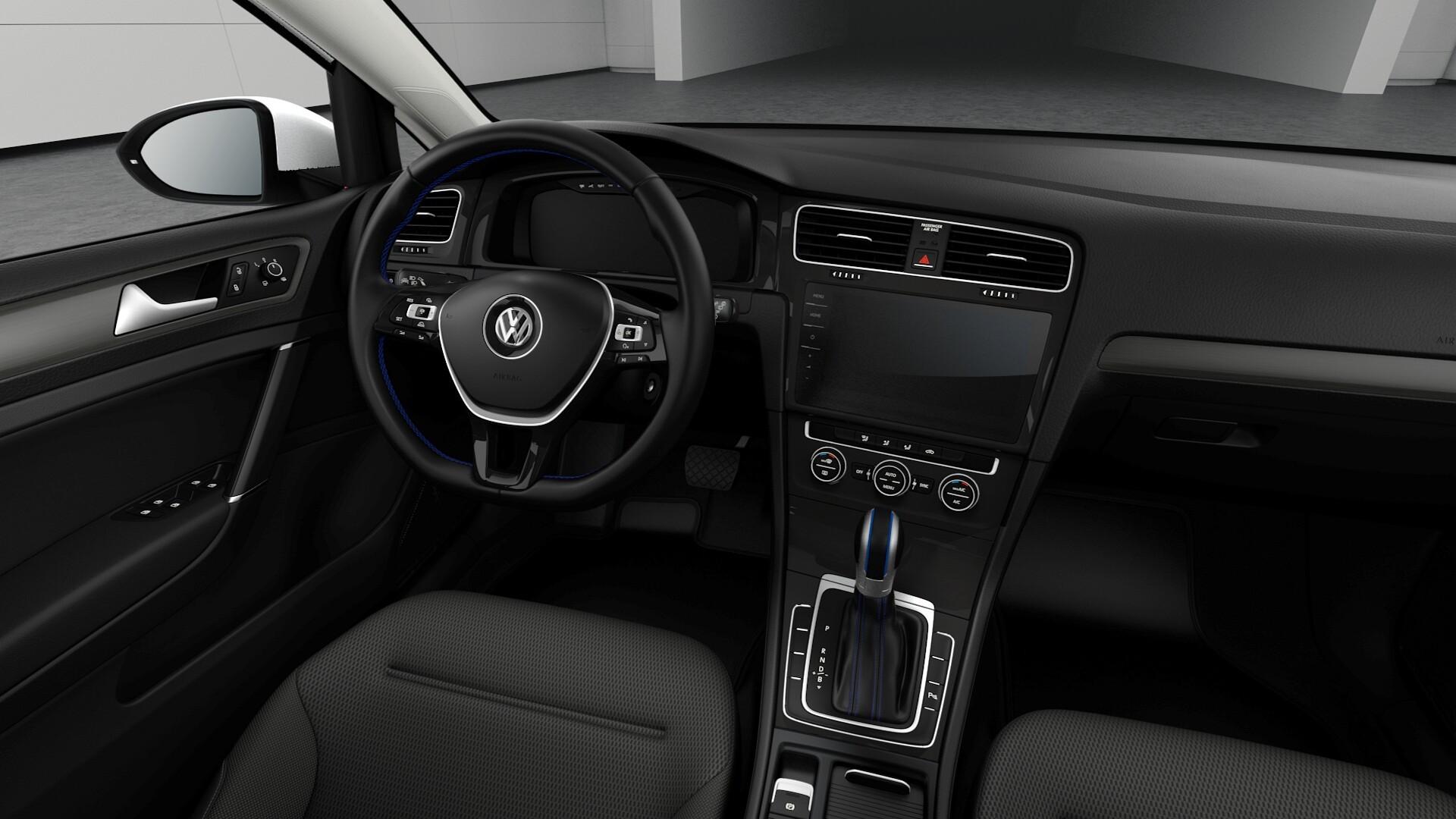 Imagen Volkswagen e-Golf