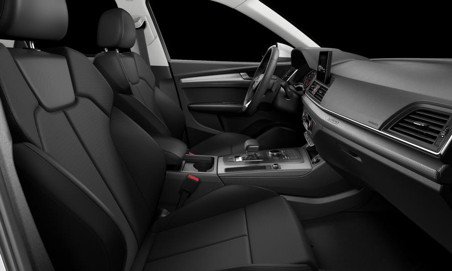 Vista Interior derecha de Audi Q5 2.0 TDI S Line Quattro S Tronic 140 kW (190 CV)