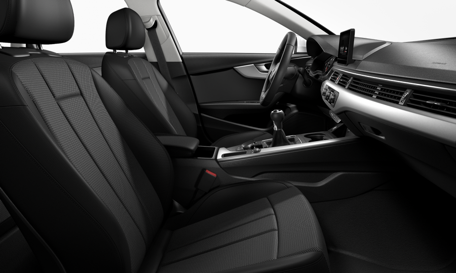 Vista Interior derecha de Audi A4 2.0 TDI ultra Advanced edition 110 kW (150 CV)