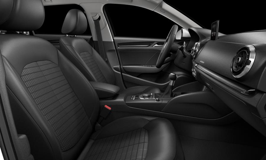 Vista Interior derecha de Audi A3 Sportback 1.6 TDI Design Edition 85 kW (116 CV)