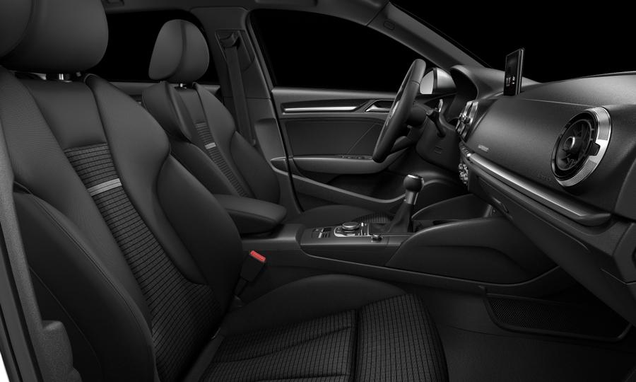 Vista Interior derecha de Audi A3 Sportback 30 TDI S line 85 kW (116 CV)