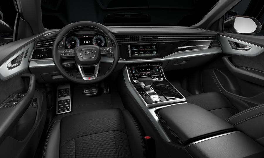 Foto 4 de Audi Q8 50 TDI quattro tiptronic 210 kW (286 CV)