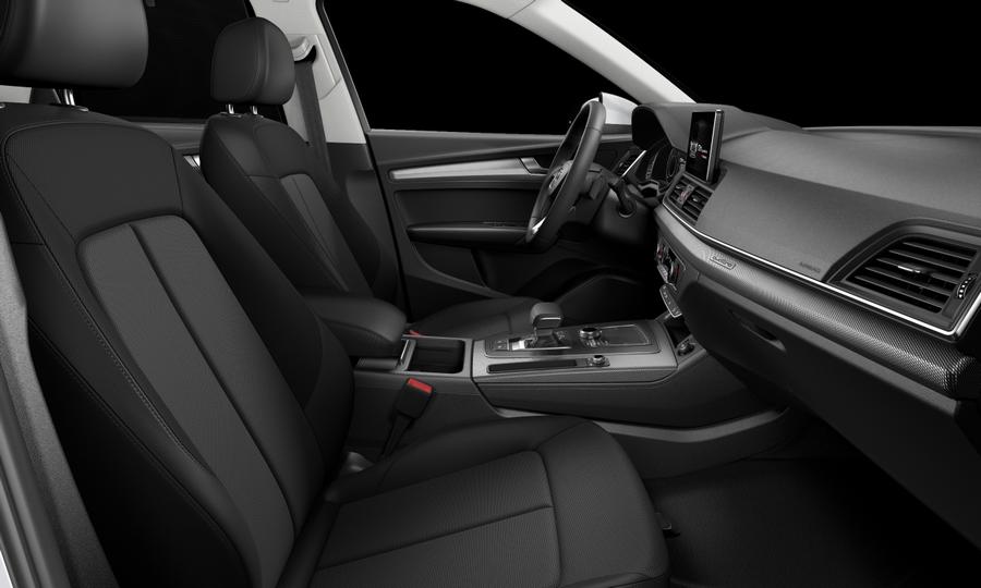 Vista Interior derecha de Audi Q5 35 TDI Design Quattro S Tronic 120 kW (163 CV)