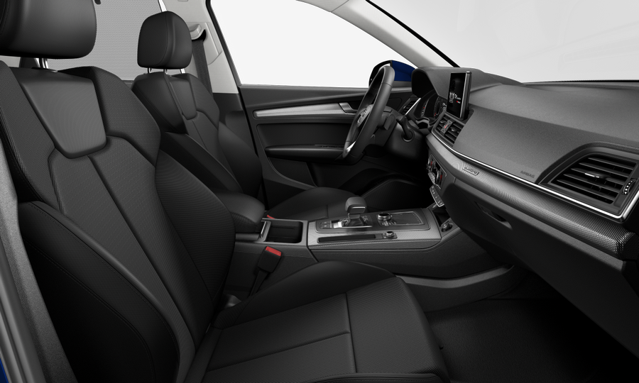 Vista Interior derecha de Audi Q5 35 TDI S Line Quattro S Tronic 120 kW (163 CV)