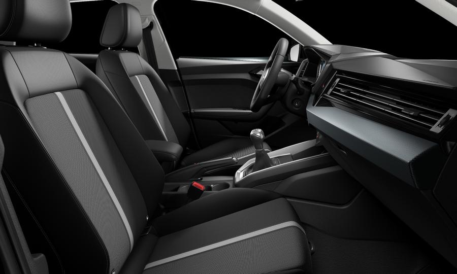 Vista Interior derecha de Audi A1 Sportback 30 TFSI S Line  85 kW (116 CV)