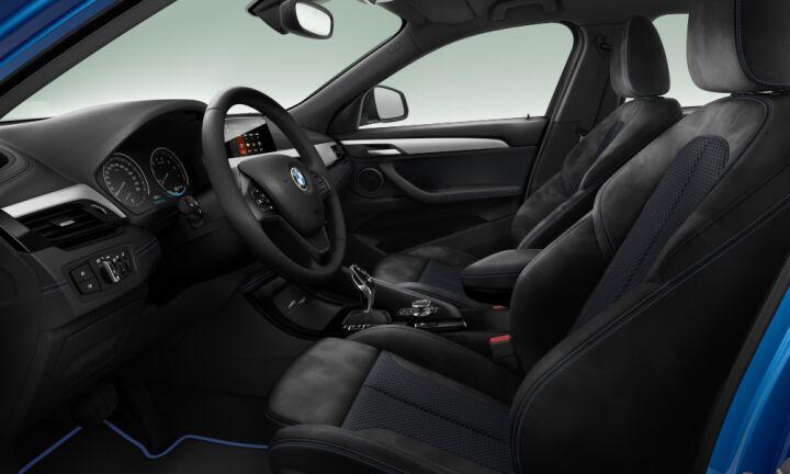 Vista Interior derecha del BMW X2 sDrive20i
