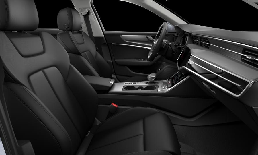 Vista Interior derecha de Audi A6 Avant 45 TDI Sport Quattro Tiptronic 170 kW (231 CV)