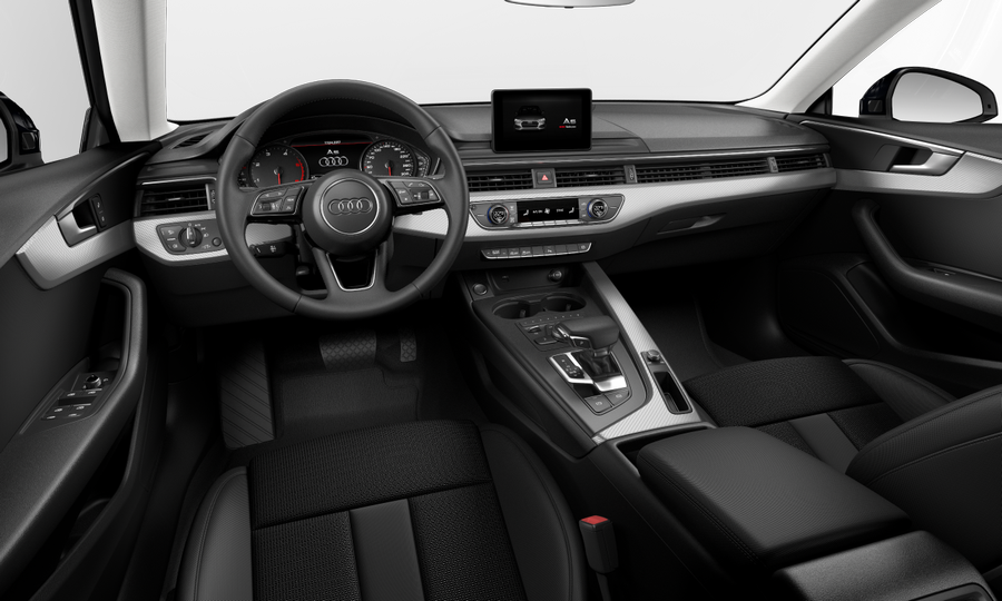 Vista Interior delantera de Audi A5 Sportback 35 TDI Sport S tronic 110 kW (150 CV)
