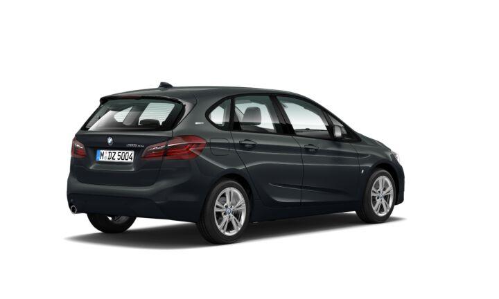 Vista Tres cuartos trasera izquierda del BMW Serie 2 225xe iPerformance Active Tourer
