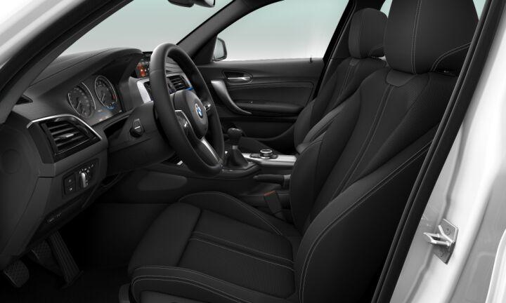 Vista Interior derecha del BMW Serie 1 118i 100 kW (136 CV)