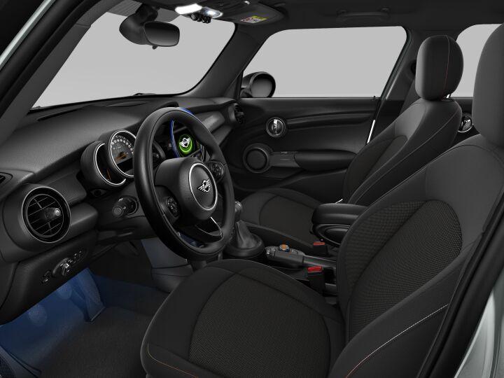 Vista Interior derecha de MINI MINI 5 Puertas Cooper D 85 kW (116 CV)