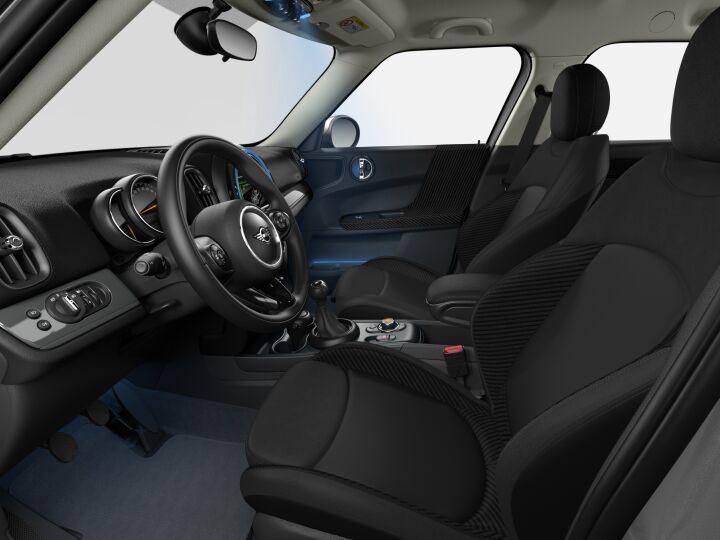 Vista Interior derecha de MINI MINI Countryman Cooper D 110 kW (150 CV)