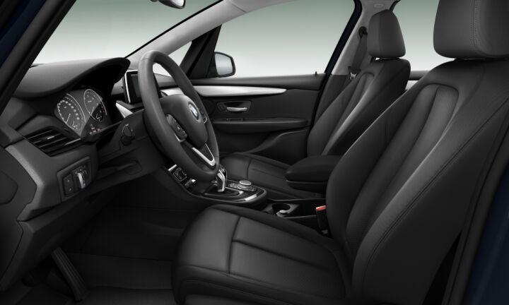 Vista Interior derecha del BMW Serie 2 218d Gran Tourer