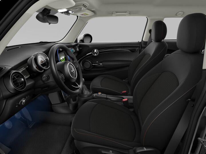 Vista Interior derecha del MINI 3 Puertas COOPER D 85 kW (116 CV)