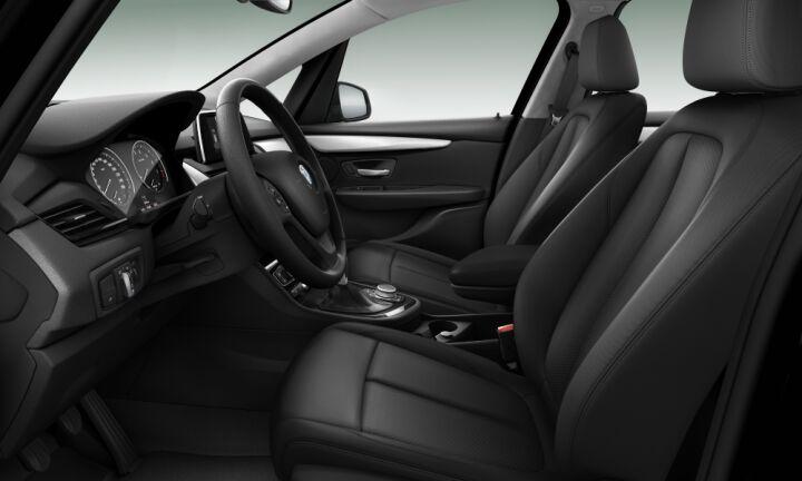 Vista Interior derecha del BMW Serie 2 218i Active Tourer 103 kW (140 CV)