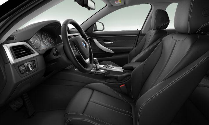 Vista Interior derecha del BMW Serie 4 440i Gran Coupe