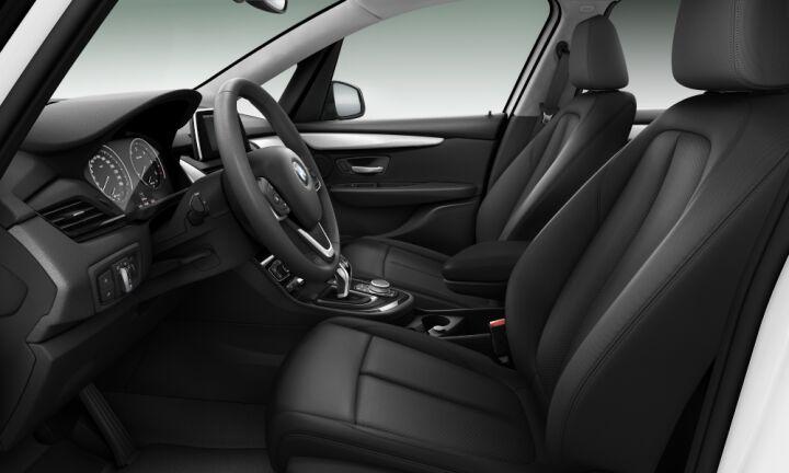 Vista Interior derecha del BMW Serie 2 220d Gran Tourer