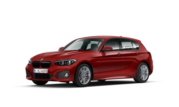 Vista Tres cuartos delantera izquierda del BMW Serie 1 116d 85 kW (116 CV)