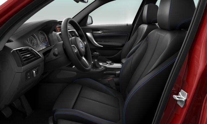 Vista Interior derecha del BMW Serie 1 116d 85 kW (116 CV)