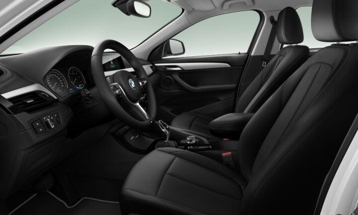 Vista Interior derecha del BMW X2 sDrive18d