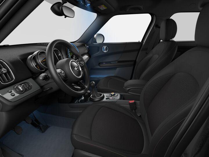Vista Interior derecha del MINI Countryman 85 kW (116 CV)
