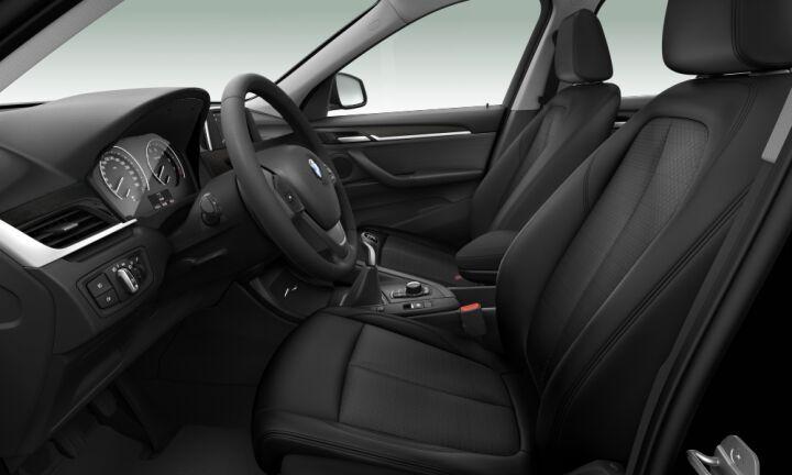 Vista Interior derecha del BMW X1 sDrive18i
